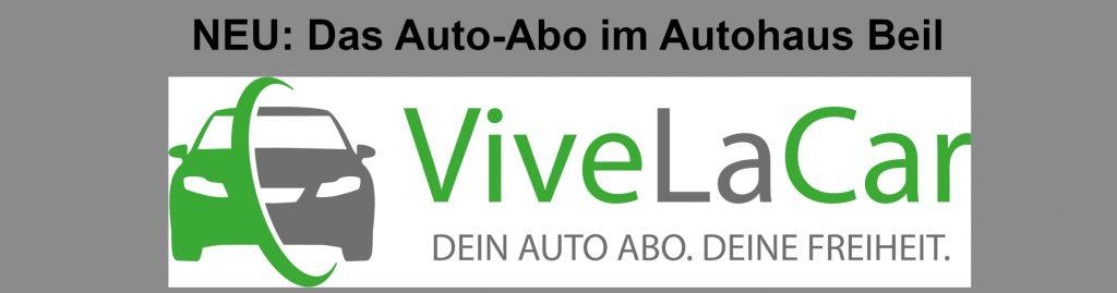 ViveLaCar Slider Homepage